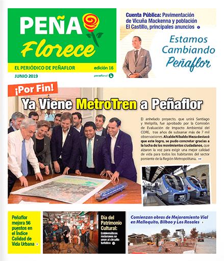 periódico Peñaflorece Junio 2019