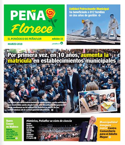periódico Peñaflorece Marzo 2019