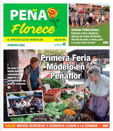 periódico Peñaflorece febrero 2018