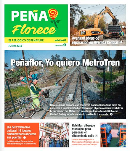 periódico Peñaflorece junio 2018