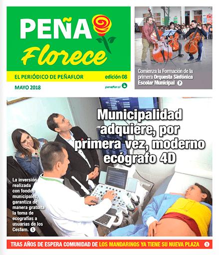 periódico Peñaflorece mayo 2018