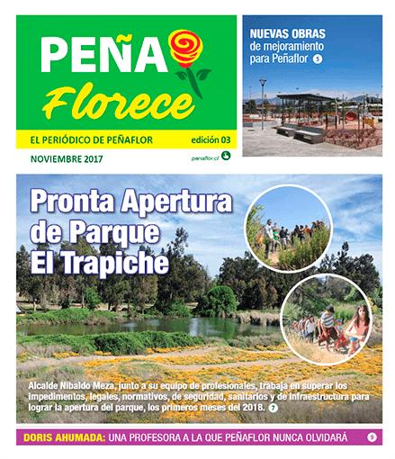 periódico Peñaflorece noviembre 2017