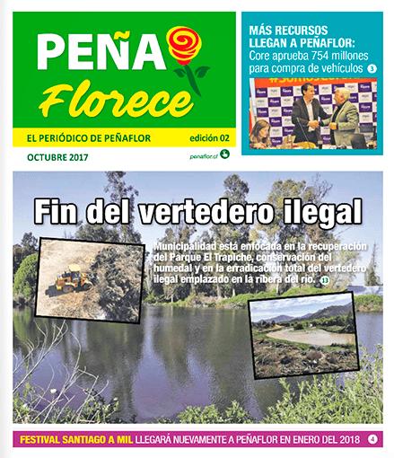 periódico Peñaflorece octubre 2017