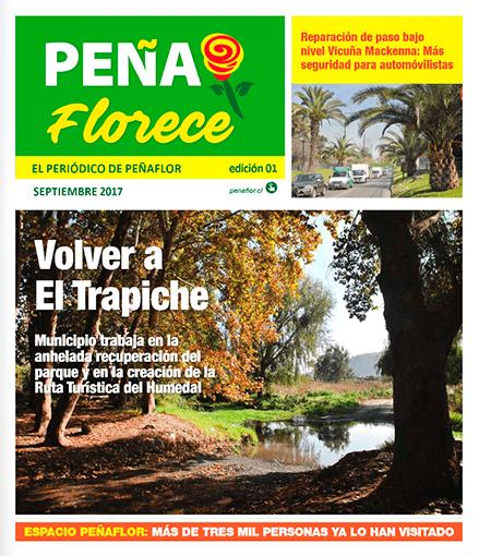 periódico Peñaflorece septiembre 2017