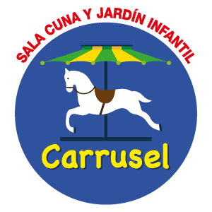 jardín infantil carrusel